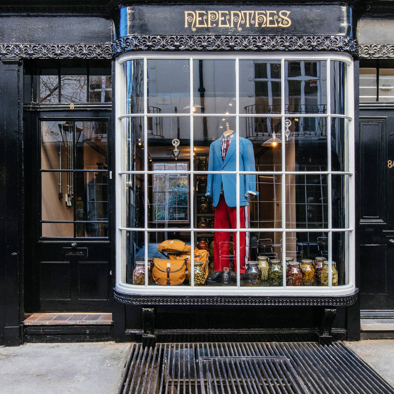 Nepenthes London Store